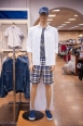 From a collection of new GAP summer casual wear for men.